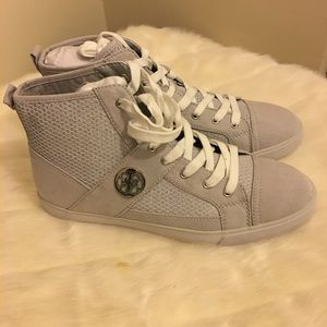 Grey High Top Sneaker